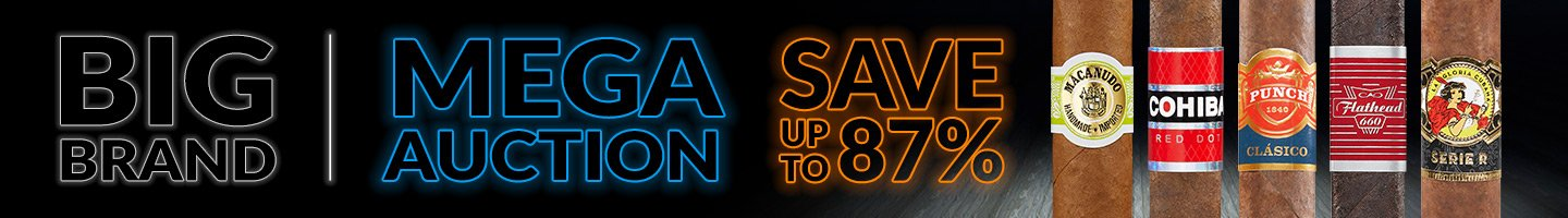 Big Brand Mega-Auction | Up to 87% Savings >>