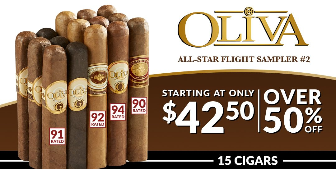 Starting at just $2.67 per cigar