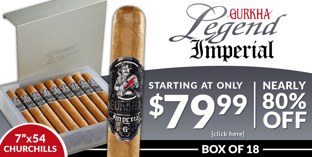 Nearly 80% off Unique Gurkha Boxes