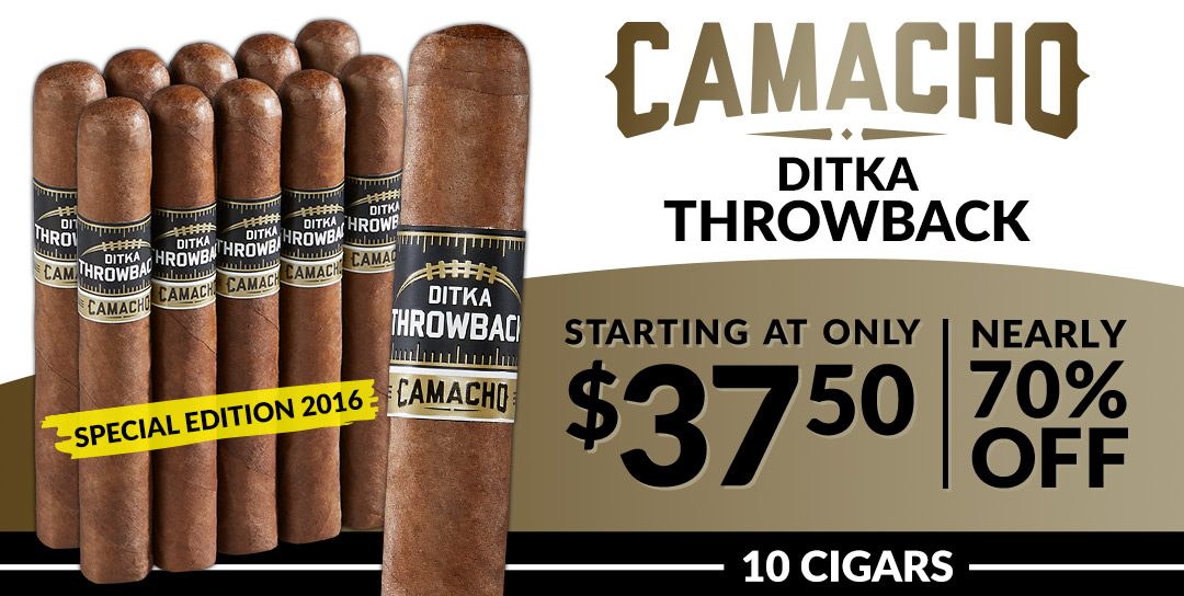 Ltd. Edition Camacho under $4 apiece